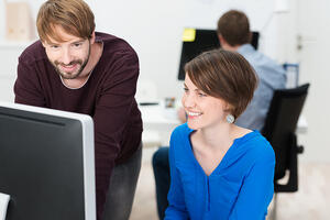 in-house vs. outsourced it support