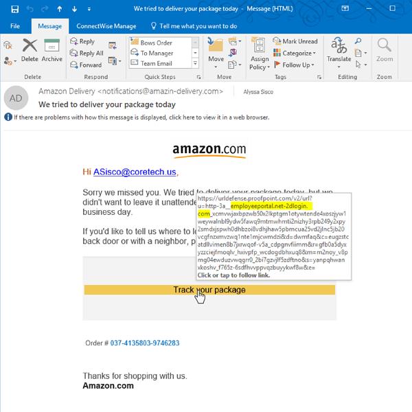 Phishing Emails (2)