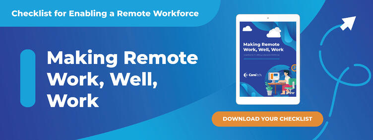 Remote work checklist