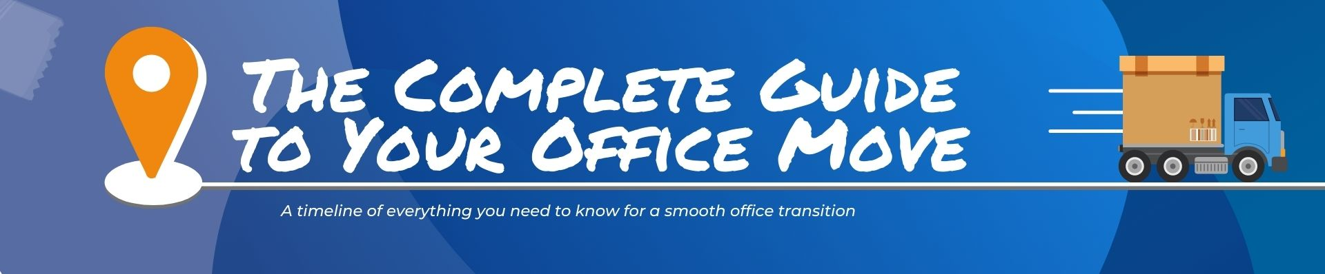 Complete guide to your office move banner image