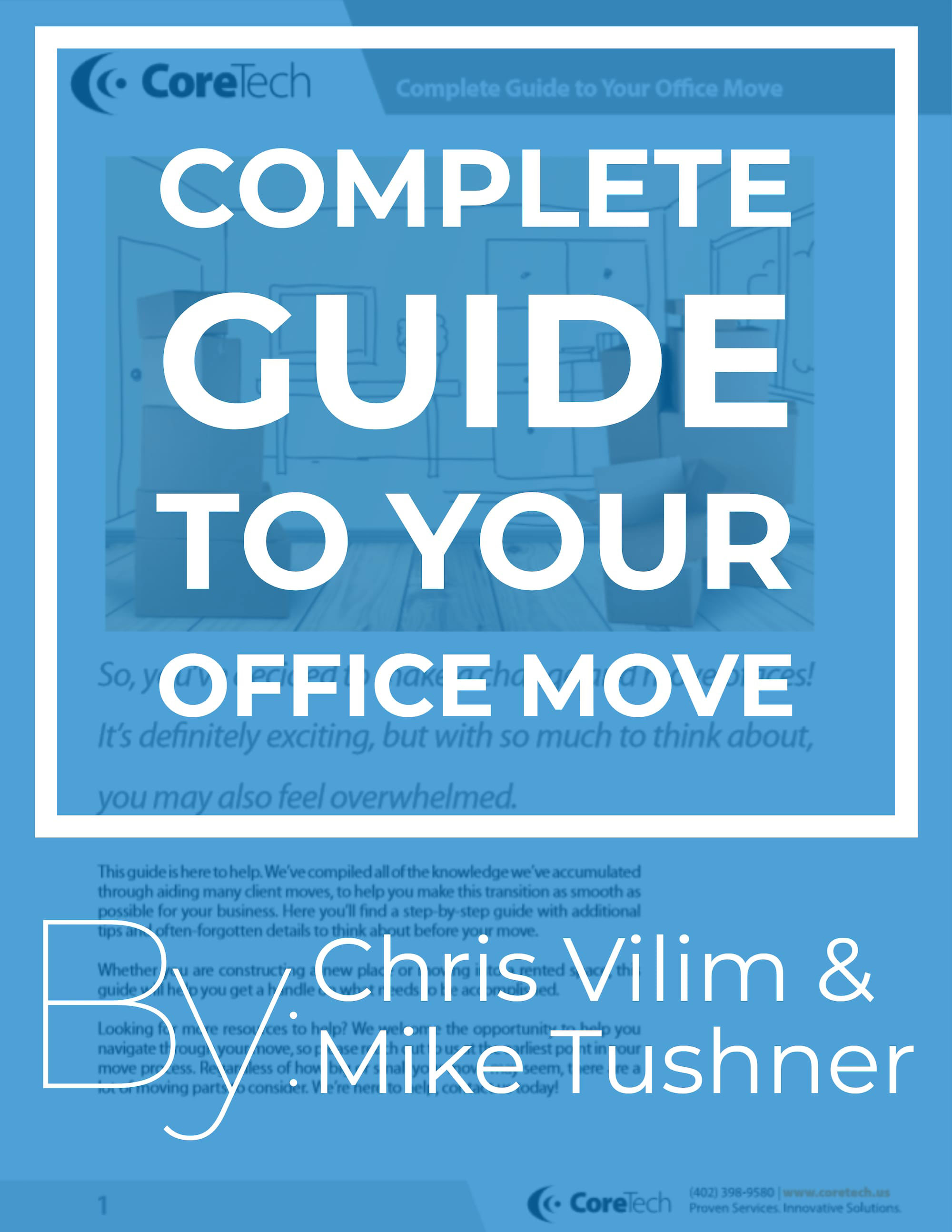 Office Move Guide