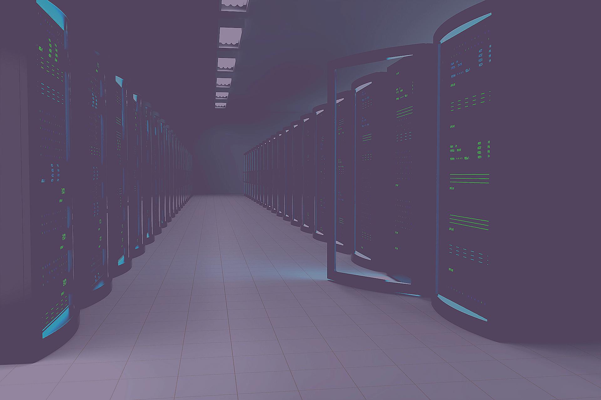 Server room