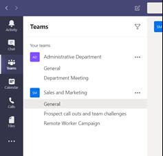 Microsoft Teams - Teams