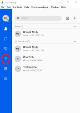 nextiva desktop app directory