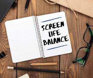 screen-life balance