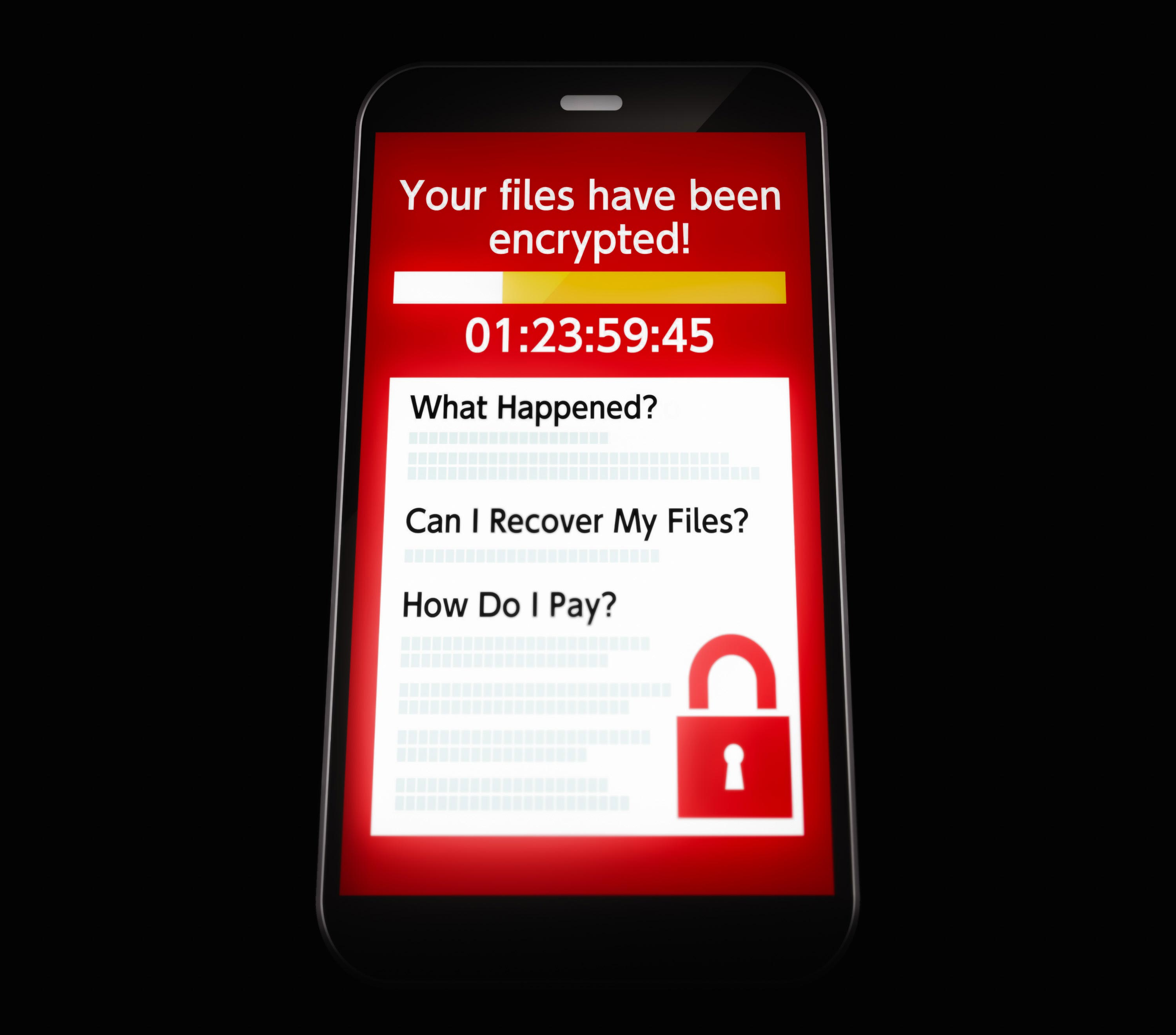 How to Prevent a Ransomware Attack on Your Mobile Phone - Featured Image