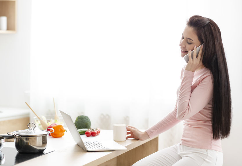 How can your remote workers take advantage of today's business phone systems? - Featured Image