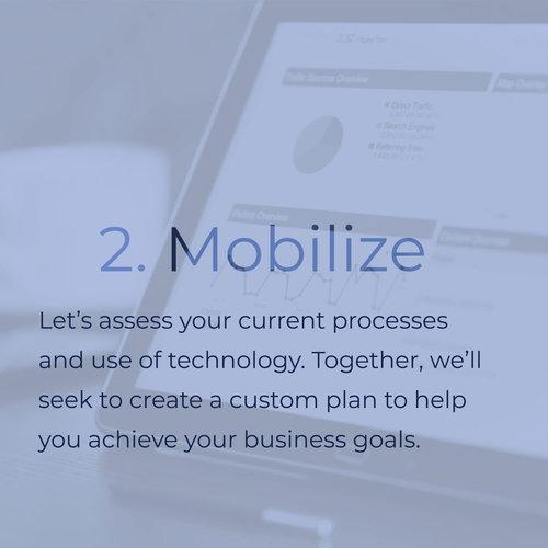 2..Mobilize