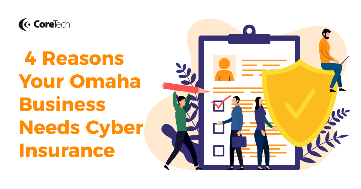 4 Reasons Your Omaha Business Needs Cyber Insurance - Featured Image