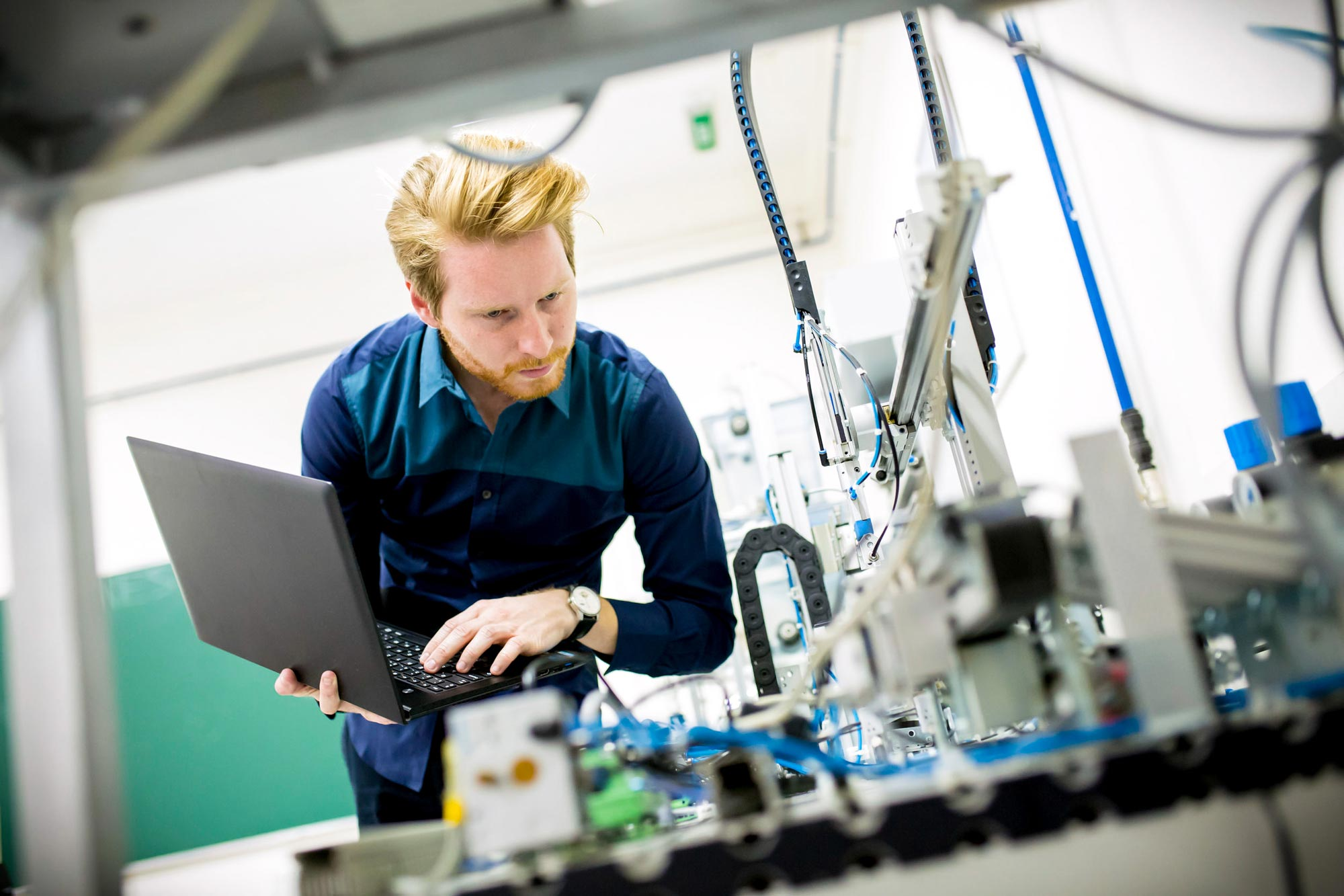 Why You Need an IT Managed Service Provider for Your Manufacturing Business - Featured Image