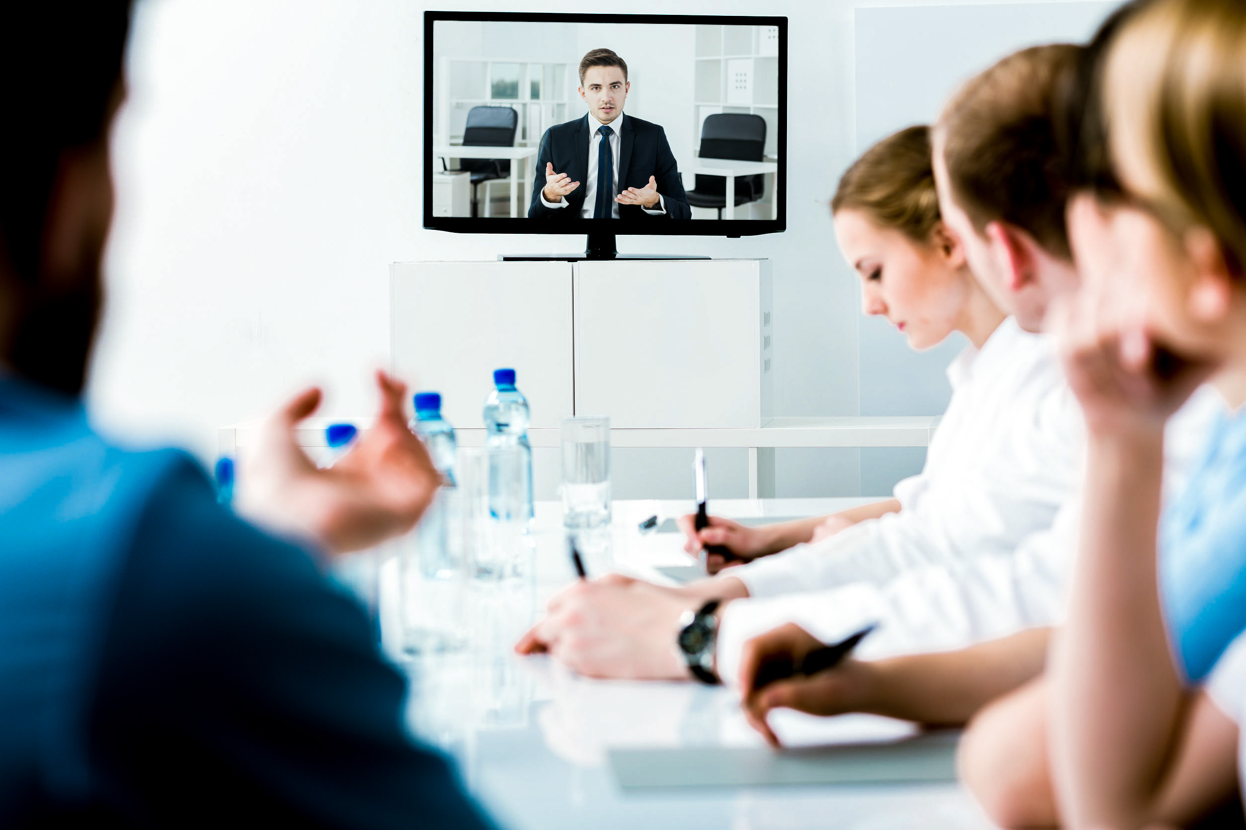 Are Video Conferencing Solutions HIPAA Compliant? - Featured Image
