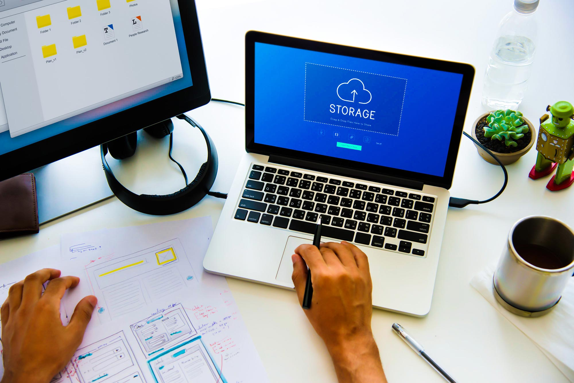 5 Ways Cloud Storage Can Benefit Your Business - Featured Image