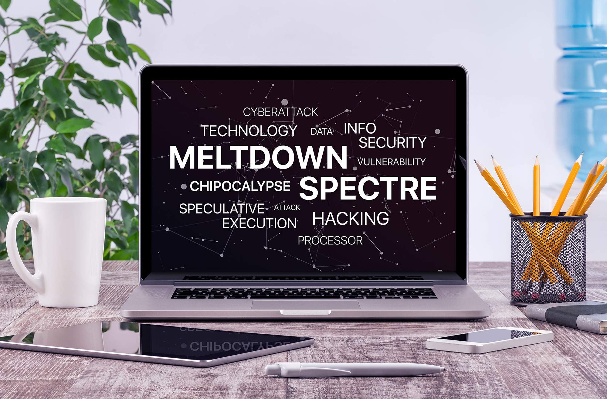 Keeping up with the Spectre and Meltdown vulnerabilities - Featured Image