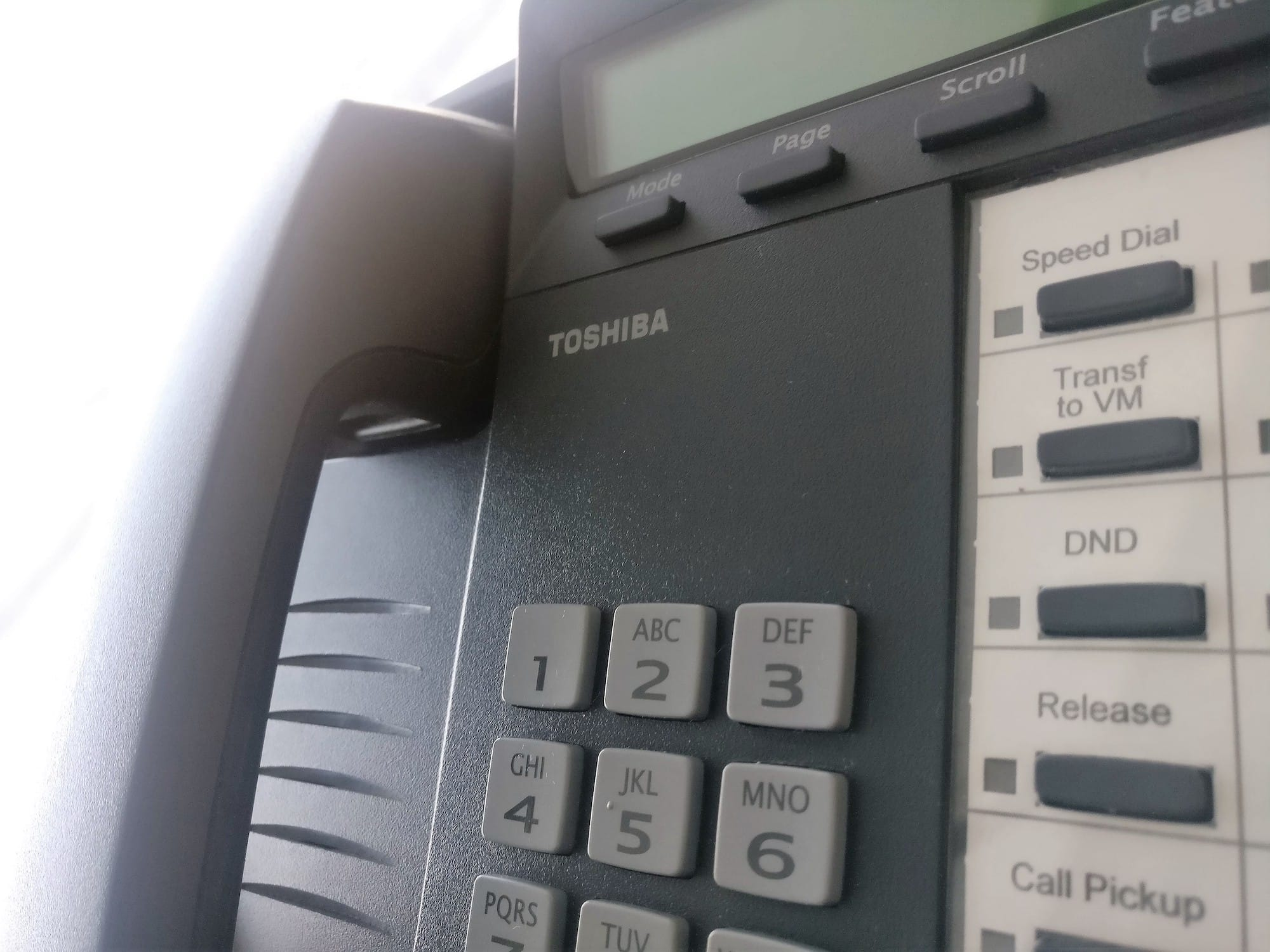 TOSHIBA phone systems end of life – now what? - Featured Image