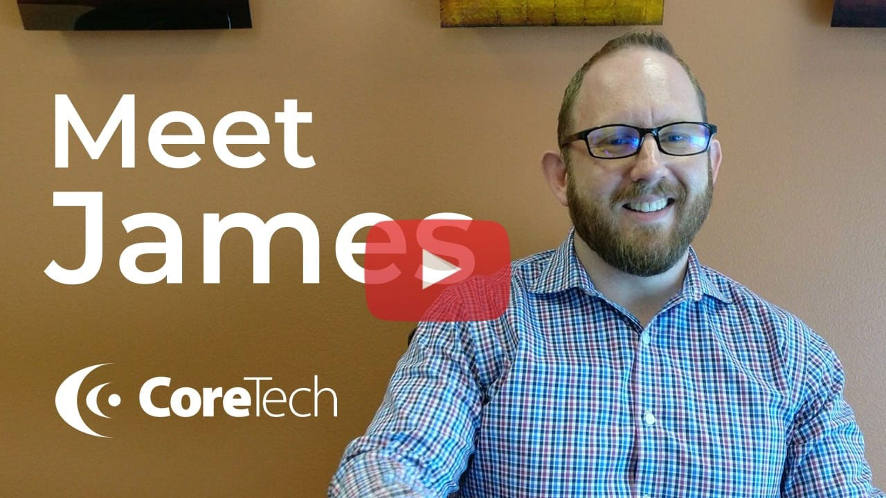 Meet the Team: James Pauley - Featured Image