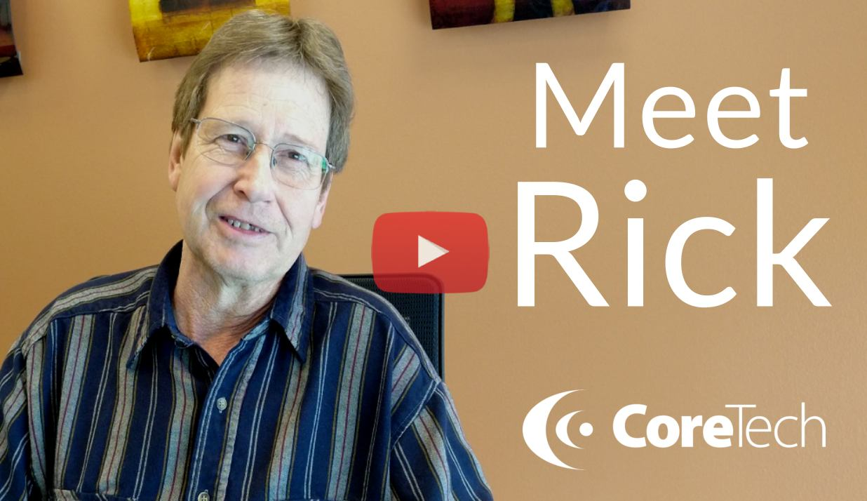 Meet the Team: Rick Shepherd - Featured Image