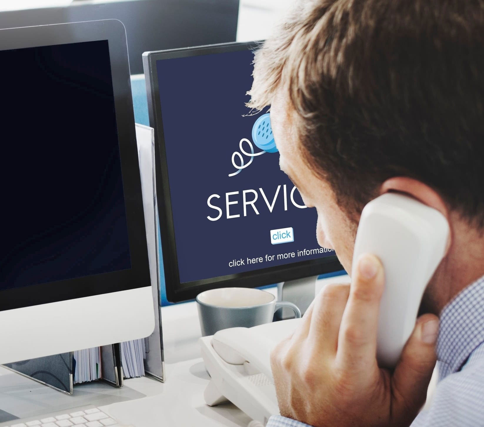 Voicemail hackers - a phone system security risk - Featured Image