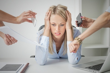 Managing your workplace stress - Featured Image