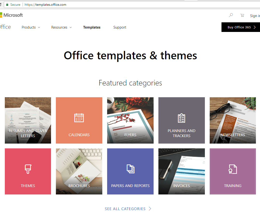 Quick Tip: Using Microsoft templates to track your goals - Featured Image