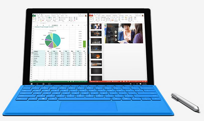 The Microsoft Surface Pro 4 will arrive later this month! Get in on the advance details here. - Featured Image