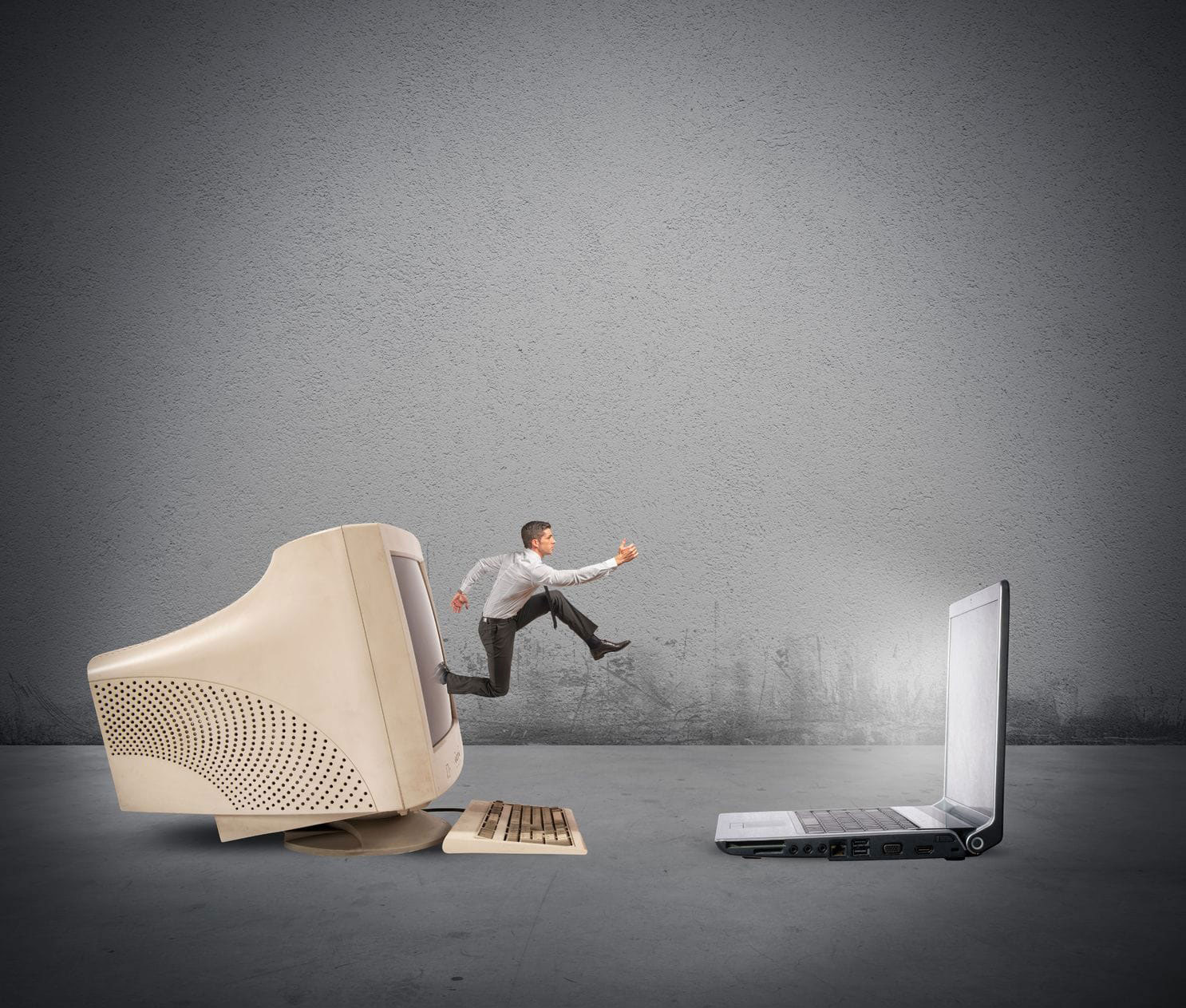 Out with the old, in with the new: Is outdated technology impacting your business? - Featured Image
