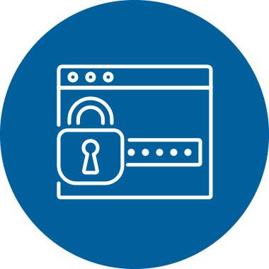 CoreTech-Icon-Blue_-Password-Access
