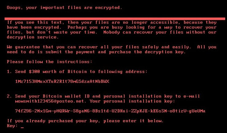 Petya - a new worldwide ransomware outbreak - Featured Image