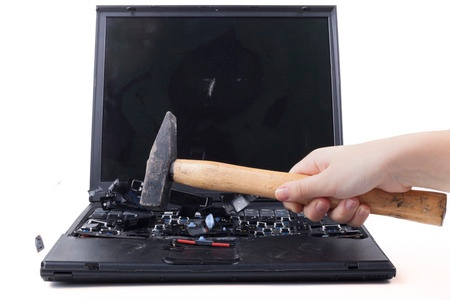 Destroying your electronic media - Featured Image