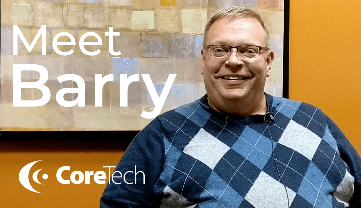 Meet the Team: Barry Stackhouse - Featured Image