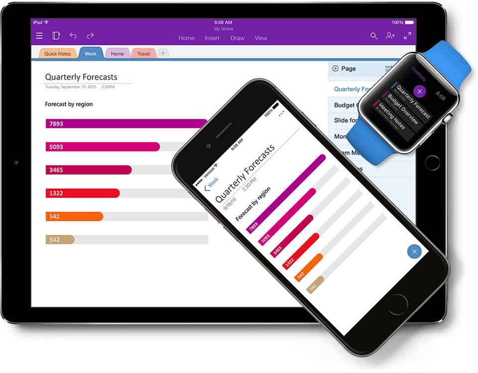 How to stay organized and save time with Microsoft OneNote - Featured Image