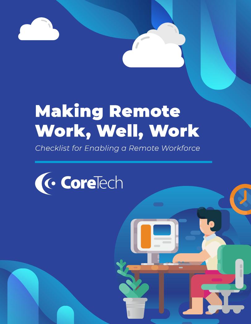 Remote Work Checklist(3)