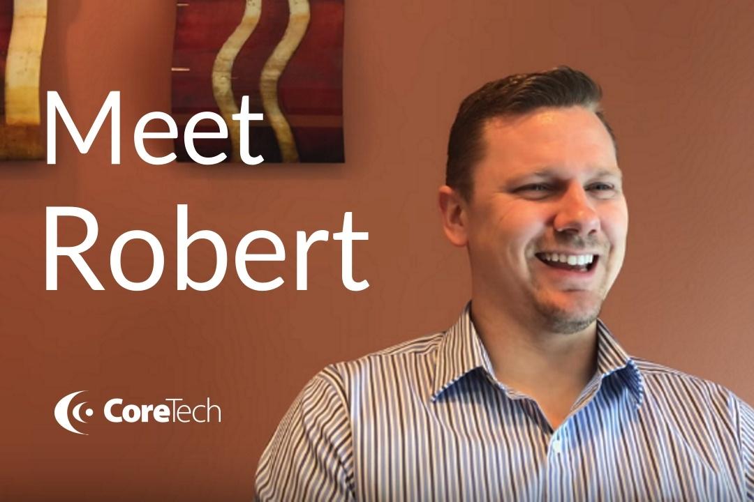 Meet the Team: Robert Lockheed - Featured Image