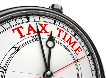 Tax season security tips - Featured Image