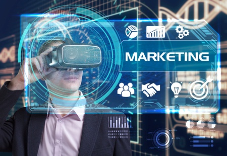 How virtual reality technology is changing marketing - Featured Image