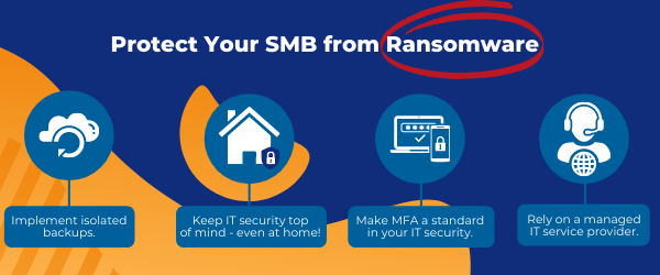 protect your smb from ransomware