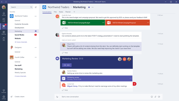 Microsoft Teams - Featured Image