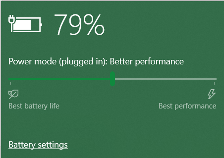 how to reconfigure power settings in windows